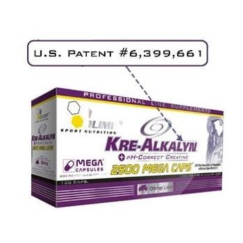 KRE-ALKALYN® 2500 120 MEGA CAPS®