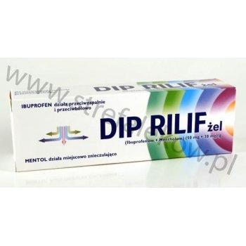 Dip Rilif 50 ml - żel przeciwbólowy i przeciwzapalny