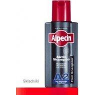 Szampon Alpecin A2 z kompleksem kofeinowym włosy tłuste