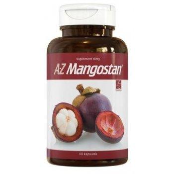 Mangostan standaryzowany ekstrakt z owoców mangostanu, granatu, czarnej jagody i czarnego bzu