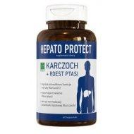 Hepato Protect wspomaga pracę wątroby oraz układu pokarmowego