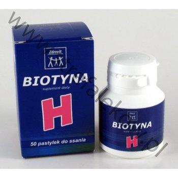 Zdrovit Biotyna witamina H