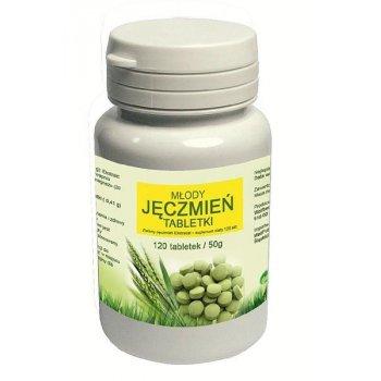 Młody jęczmień ekstrakt z trawy tabletki