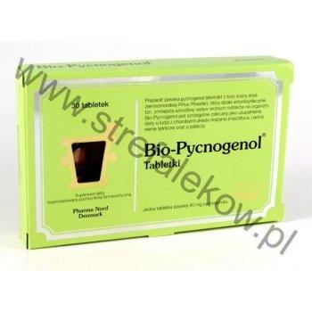 Bio-Pycnogenol silny antyoksydant