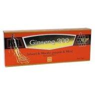 Ginseng 200 ampułki żeń-szeń mleczko pszczele miód
