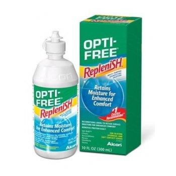 Opti-Free Replenish płyn dezynfekcyjny do soczewek