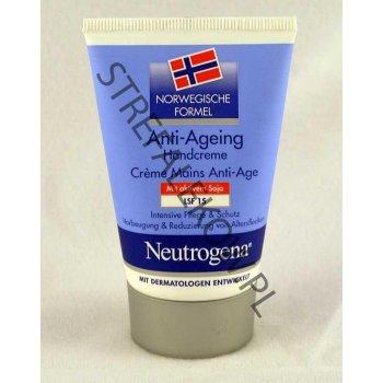 Neutrogena krem do rąk przeciw starzeniu