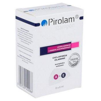 Pirolam Szampon przeciwłupieżowy z kompleksem witamin A i E