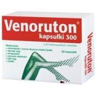 Venoruton 300 leczy żylaki i hemoroidy