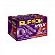 Ibuprom MAX 48 tabletek