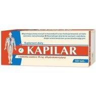 Kapilar tabletki z dihydrokwercetyną