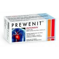 Prewenit Intensiv witamina B6, B12, kwas foliowy pomoc w usuwaniu homocysteiny