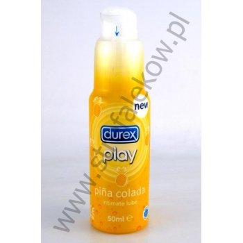 Durex Play pina colada intymny żel nawilżający o owocowym smaku