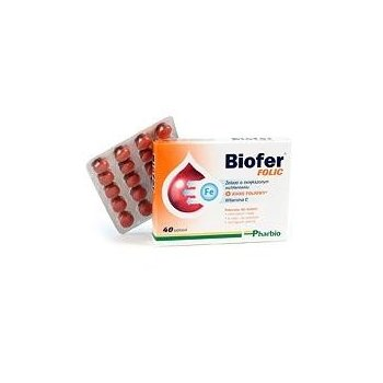 Biofer Folic żelazo bioorganiczne