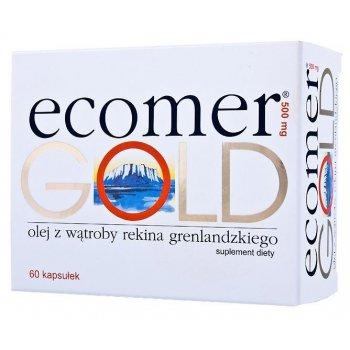 Ecomer Gold olej z rekina
