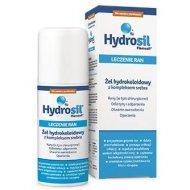 Hydrosil Leczenie ran żel hydrokoloidowy na oparzenia, rany i odleżyny spray (flamozil)
