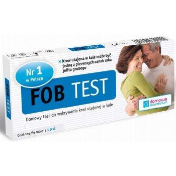 FOB Test domowy test do wykrywania krwi utajonej w kale