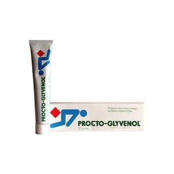 Procto-Glyvenol krem leczy żylaki odbytu