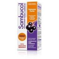 Sambucol Immuno Forte ekstrakt z owoców czarnego bzu na grypę i przeziębienie