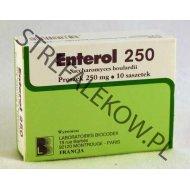 Enterol 250 saszetki probiotyk na biegunkę