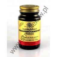 Proantocyjanidyny SOLGAR pycnogenol i wyciąg z pestek winogron