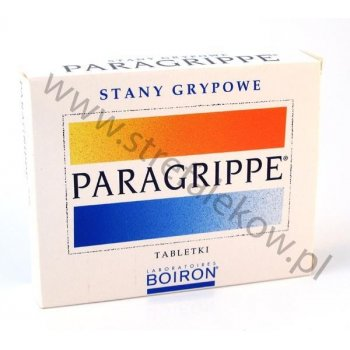Paragrippe stany grypowe Boiron