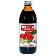 EkaMedica Acerola sok z owoców aceroli bogate źródło witaminy C