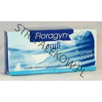 Floragyn zapobiega infekcjom pochwy
