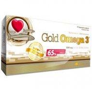 Gold Omega-3 1000 mg 65% wzmocniona formuła na zdrowe serce i układ nerwowy
