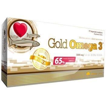 Olimp Gold Omega-3 65% Stężenie