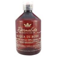 Aqua di Rose woda różana nawilża i łagodzi podrażnienia hydrolat z płatków róży