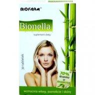 Bionella wzmacnia włosy, paznokcie i skórę