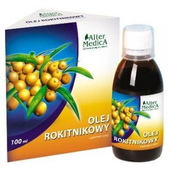 Olej Rokitnikowy 100 ml Alter Medica