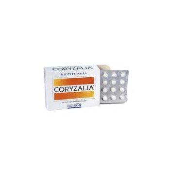 Coryzalia homeopatyczne tabletki na katar Boiron