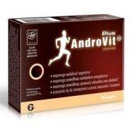 AndroVit Plus witaminy dla mężczyzn wspierające płodność, libido i witalność