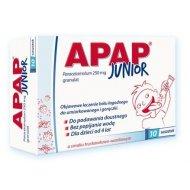 APAP Junior na ból i gorączkę