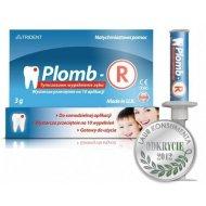 Plomb-R tymczasowa plomba wypełnienie zęba