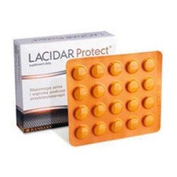 LACIDAR Protect probiotyk z sylimaryną wspomaga wątrobę