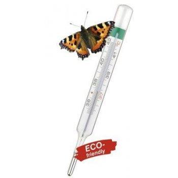Termometr szklany bezrtęciowy Classic Geratherm ECO