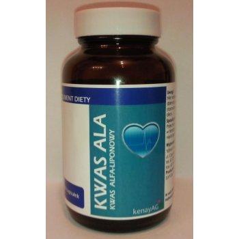 Kwas alfa-liponowy (ALA) wspomaga prawidłową pracę serca i wątroby