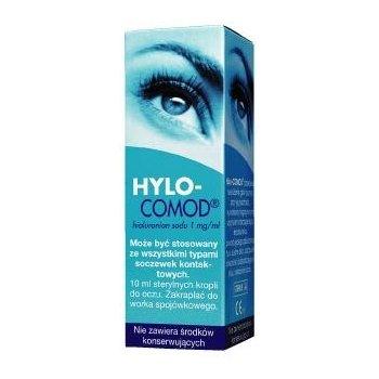 Hylo-Comod nawilżenie oka
