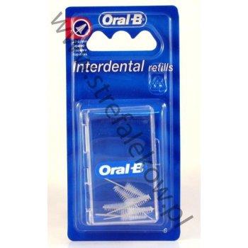 Oral-B końcówki choinkowe do czyszczenia przestrzeni międzyzębowych