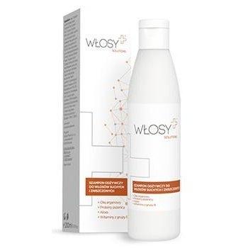 WŁOSY+ Solutions Szampon odżywczy do włosów suchych i zniszczonych