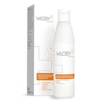 WŁOSY+ Solutions Odżywka regenerująca do włosów suchych i zniszczonych