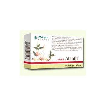 Alliofil czosnek w tabletkach