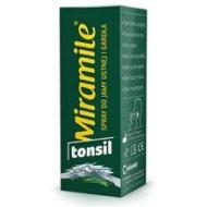 Miramile Tonsil spray z olejkami do jamy ustnej i gardła od 2 roku życia