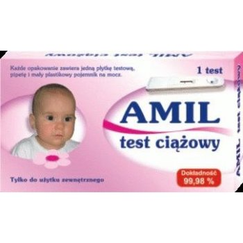 Test ciążowy AMIL