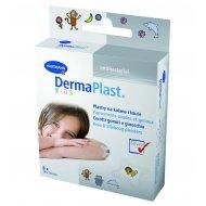 Plaster dla dzieci antybakteryjny DermaPlast KIDS na kolana i łokcie