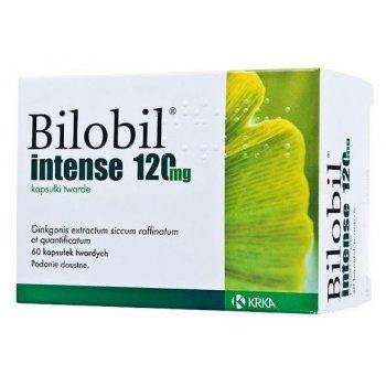 Bilobil Intense poprawia sprawność umysłową i układ krążenia