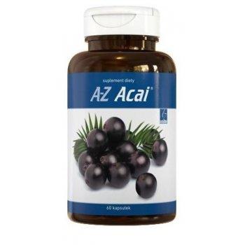 Acai A-Z Medica najsilniejszy roślinny antyoksydant